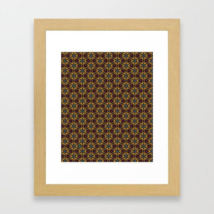 You're Kilim Me! Framed Art Print