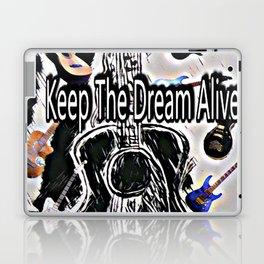 Keeping The Dream Alive Laptop & iPad Skin
