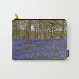 Bluebell Woods Grey's Court Oxfordshire UK Carry-All Pouch