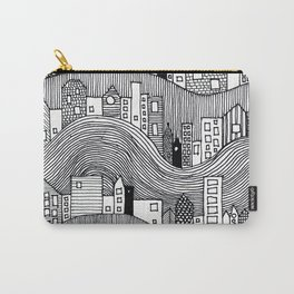 Hill Village Carry-All Pouch