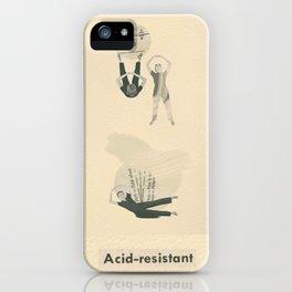 Acid-Resistant iPhone Case