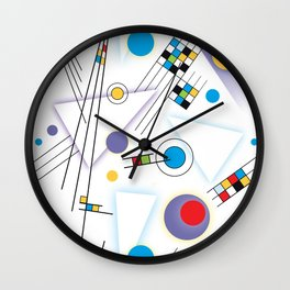 Influence Wall Clock