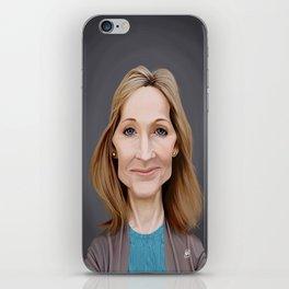 J.K Rowling iPhone Skin