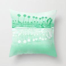 Balboa Island Throw Pillow