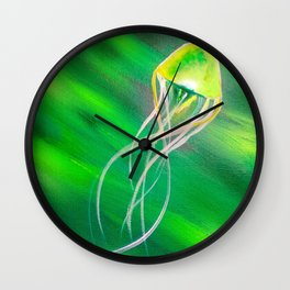 Lemon Jelly Wall Clock