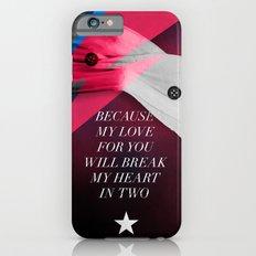 Blackstar (from Mars) iPhone 6s Slim Case