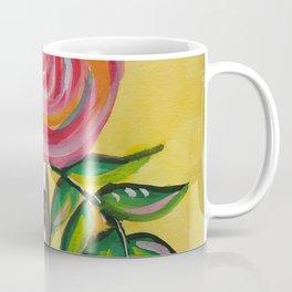 pretty in yellow Coffee Mug