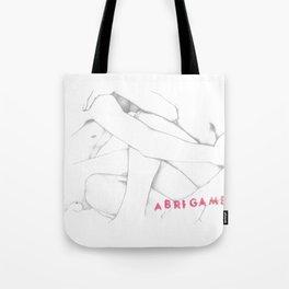 Abrígame Tote Bag