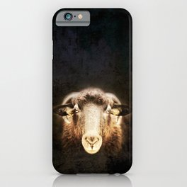 GOAT - for iphone iPhone Case