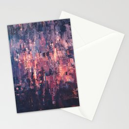 Looking in from the other side Stationery Cards