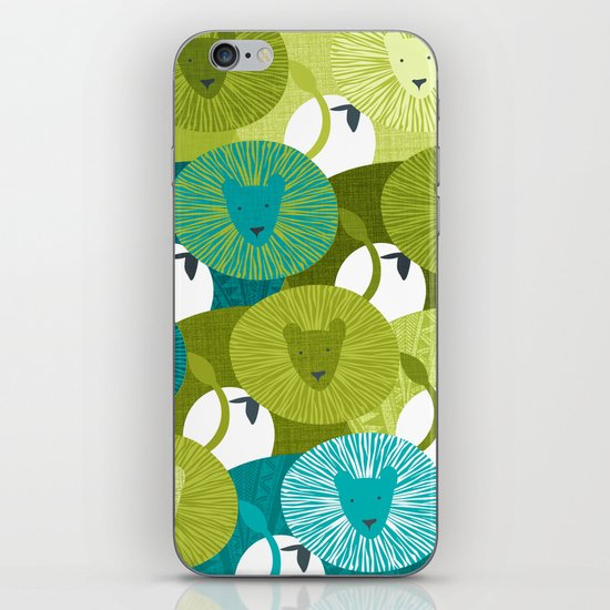 Leopold & Lucy iPhone & iPod Skin