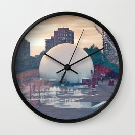 Place des Arts, Montreal Wall Clock