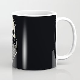 Cover your Mouth Coffee Mug