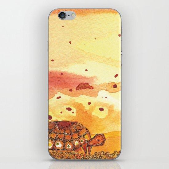 Tortois 1 iPhone & iPod Skin