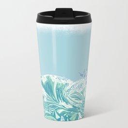 Sea Fever Travel Mug