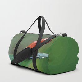 Blue Jeans Frog Costa Rica Duffle Bag