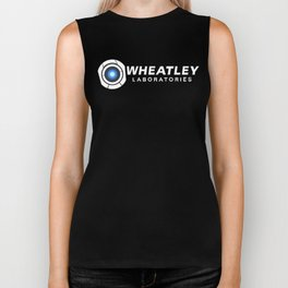 Wheatley Laboratories Biker Tank