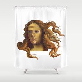 Venus Lisa Shower Curtain
