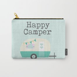 Happy Camper Minty Fresh Carry-All Pouch