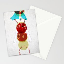 your gravitation Stationery Cards