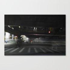 Living El Canvas Print