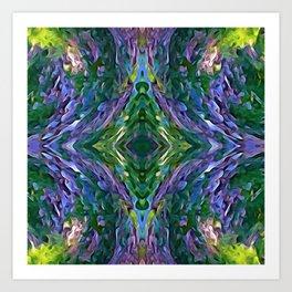 Heart Expansion Art Print