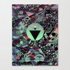 Vulcan Canvas Print