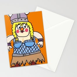 Bruinhilda Stationery Cards