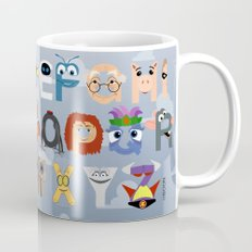 P is for Pixar (Pixar Alphabet) Mug