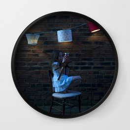 Dreaming... Wall Clock