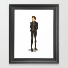 brits 14 Framed Art Print