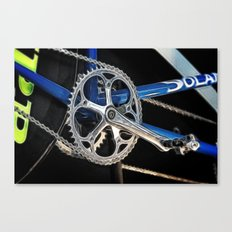 Gearing up Canvas Print