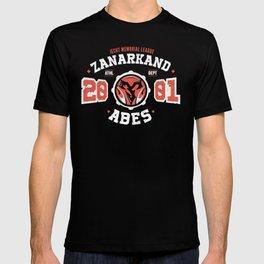 Zanarkand Abes Blitzball Athletic Shirt Distressed T-shirt