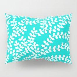 Turquoise Summer Pillow Sham