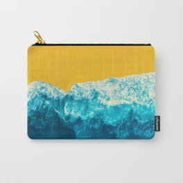 Yellow Tide Carry-All Pouch
