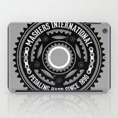 Mashers International (light grey) iPad Case