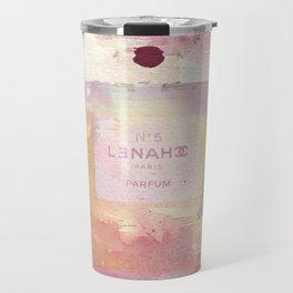 Parfum Paris Nº 5 Travel Mug