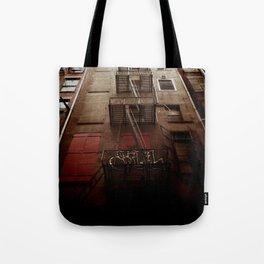 manhattan alley Tote Bag