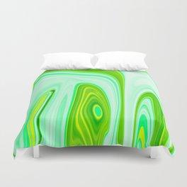 Abstract Fluid 10 Duvet Cover
