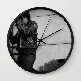 Julian Casablancas - The Strokes at Bonnaroo 2011 Wall Clock