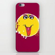 Big Bird Splatt iPhone & iPod Skin