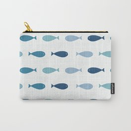 Poissons Carry-All Pouch