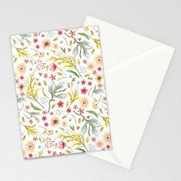 Wildflower Bunch Stationery Cards