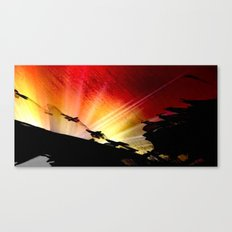 Light and Shaddow. Canvas Print
