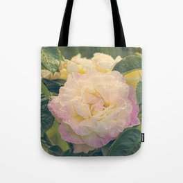 Summer's Rose Tote Bag