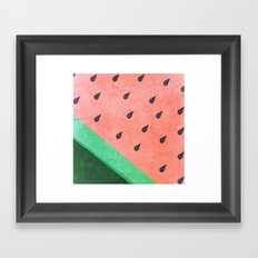 Tropicalia Framed Art Print