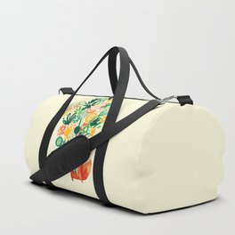 Flower Delivery Duffle Bag