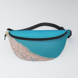 Turquoise Ocean Miami Beach Fanny Pack