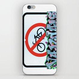 Vandals iPhone Skin