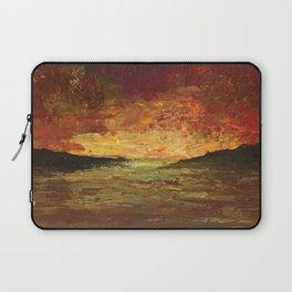 Sunset Experiment Laptop Sleeve